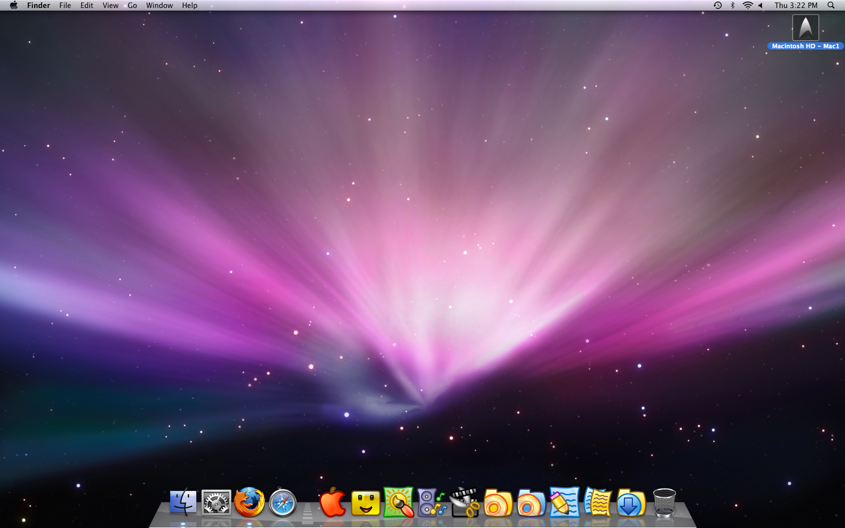 Desktop Look