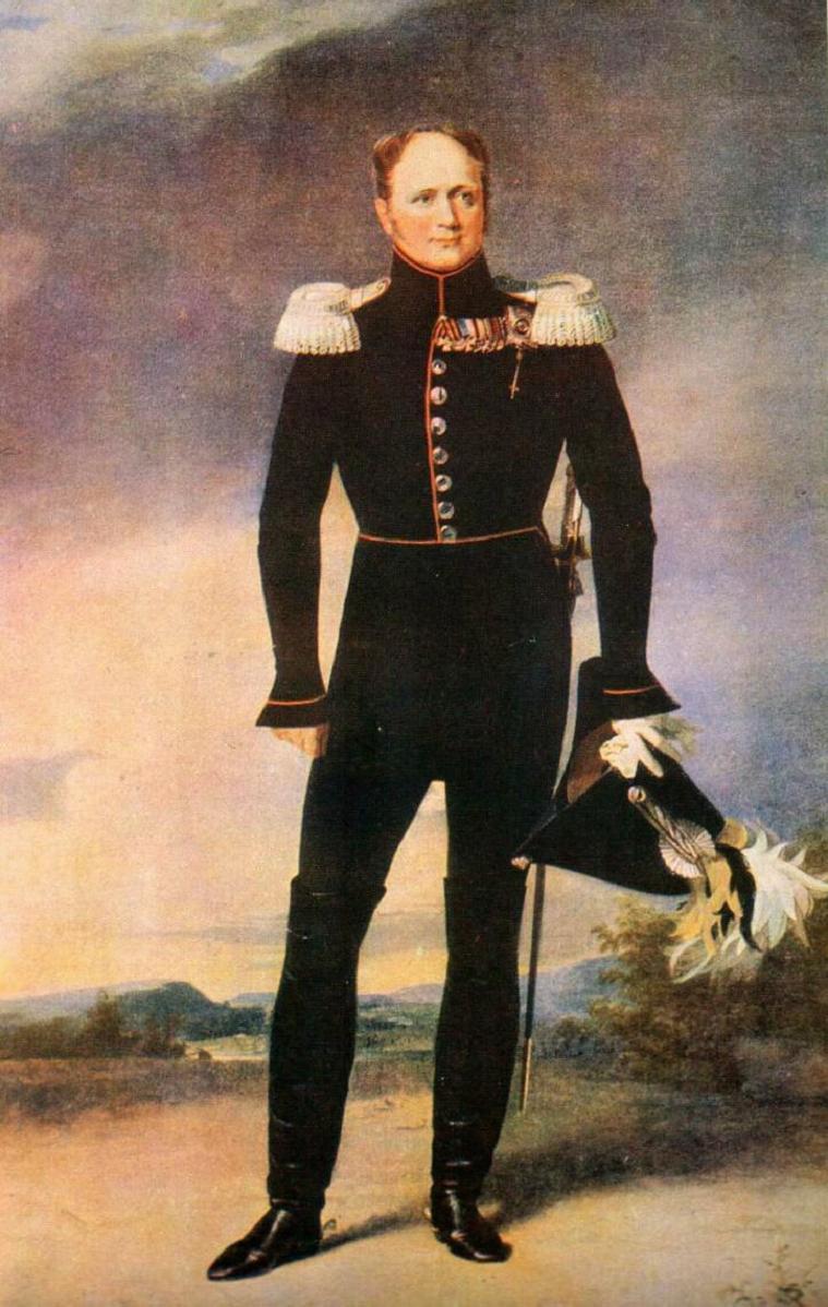 Tsar Alexander I - The Golden ...